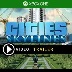Cities Skylines Xbox One en boîte ou à télécharger
