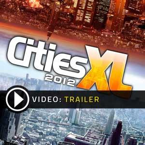 Acheter Cities XL 2012 Clé CD Comparateur Prix