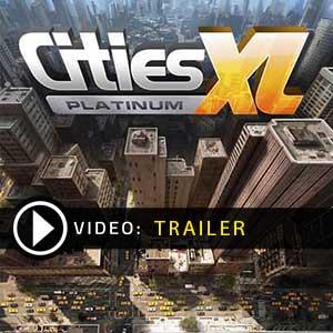 Acheter Cities XL Platinum clé CD Comparateur Prix