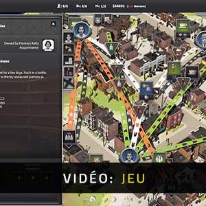 City of Gangsters Vidéo De Gameplay