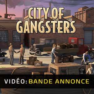 City of Gangsters Bande-annonce Vidéo