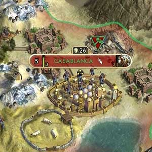 Civilization V Brave New World - Ville
