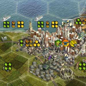 Civilization V Brave New World - Ressources