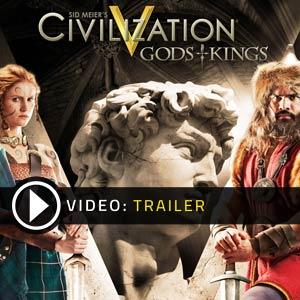 Acheter Civilization V Gods & Kings Clé CD Comparateur Prix