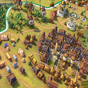 Gameplay de Civilization 6
