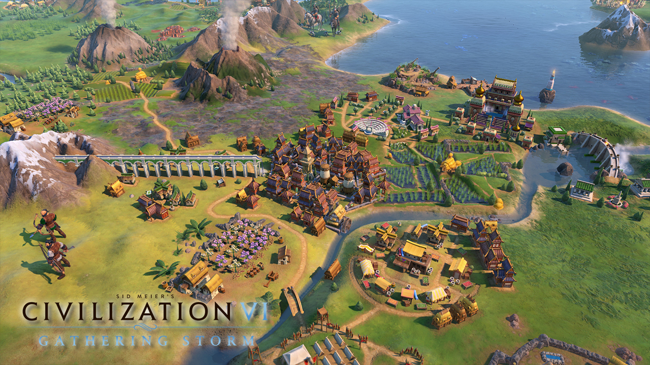 Civilization 6 Gathering Storm