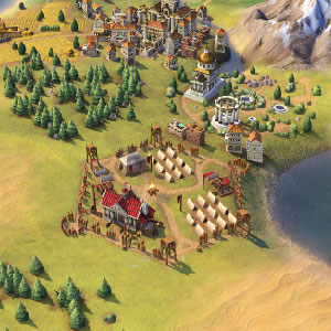 Gameplay de Civilization 6