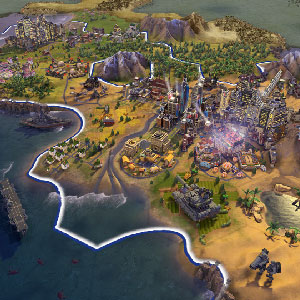 Civilization 6 Empire