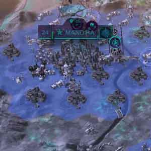 Civilization Beyond Earth Villes