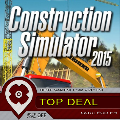 Construction Simulator 2015 : apprenez la construction