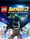 cle cd Lego Batman 3 au delà de Gotham moins cher