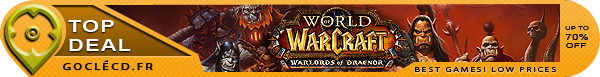 cle cd Warlords of Draenor