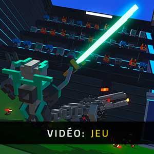 Clone Drone in the Danger Zone Vidéo De Gameplay