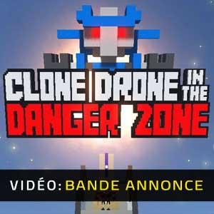 Clone Drone in the Danger Zone Bande-annonce Vidéo