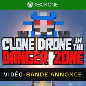 Clone Drone in the Danger Zone Xbox One Bande-annonce Vidéo