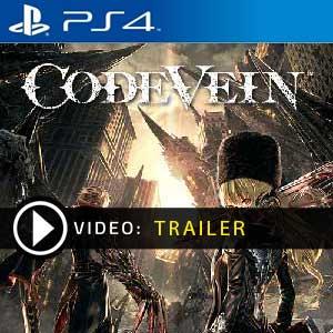 Code Vein PS4 en boîte ou à télécharger