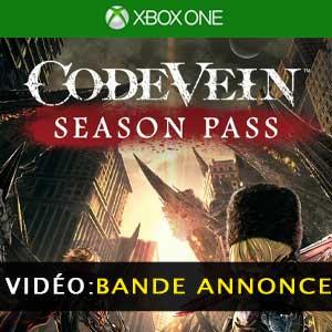 Vidéo de la bande annonce du Code Vein Season Pass