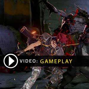 Code Vein Gameplay Video