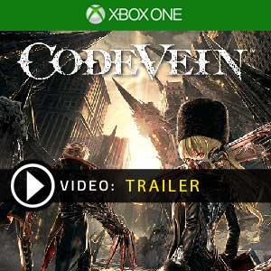 Code Vein Xbox One en boîte ou à télécharger