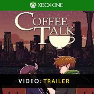 Coffee Talk Xbox One Prices Digital or Box Edition