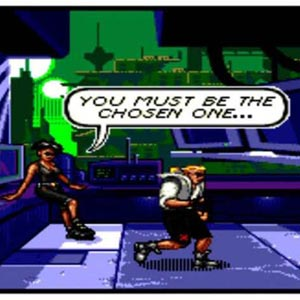 Comix Zone Gameplay