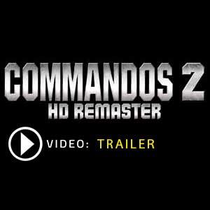 Acheter Commandos 2 HD Remaster Clé CD Comparateur Prix