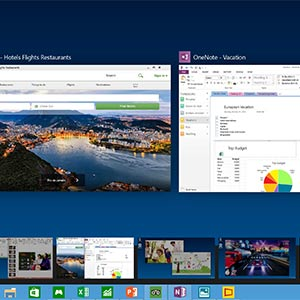 Ouvrir plusieurs fenêtres simultanément sur Windows 10