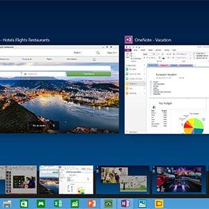 Windows 10 Pro Faits marquants
