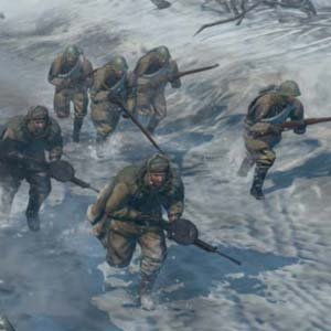 Company of Heroes 2 Soldats