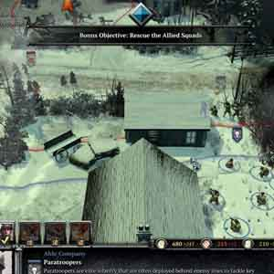 Company of Heroes 2 Ardennes Assault Gameplay