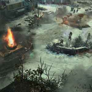 Company of Heroes 2 Ardennes Assault: Champ de bataille