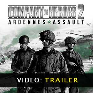 Acheter Company of Heroes 2 Ardennes Assault Clé Cd Comparateur Prix