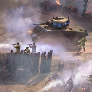 Company of Heroes 2 The Western Front Armies - Réservoir