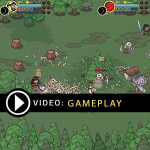 Conan Chop Chop Gameplay Video