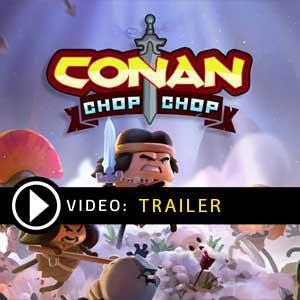 Buy Conan Chop Chop CD Key Compare Prices