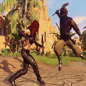 Conan Exiles Scène de Combat
