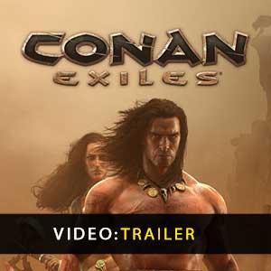 Vidéo de la bande-annonce de Conan Exiles