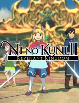 Conception des personnages de Ni No Kuni 2 Revenant Kingdom