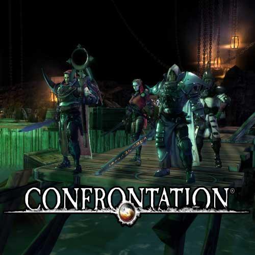Acheter Confrontation clé CD Comparateur Prix