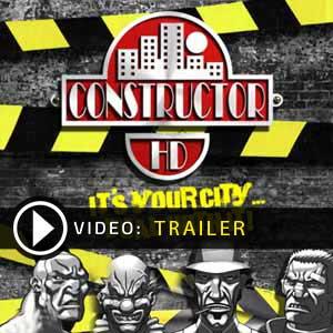 Acheter Constructor HD Clé Cd Comparateur Prix