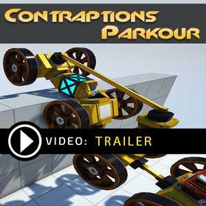 Acheter Contraptions Parkour Clé CD Comparateur Prix