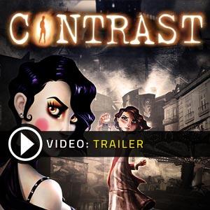 Acheter Contrast clé CD Comparateur Prix