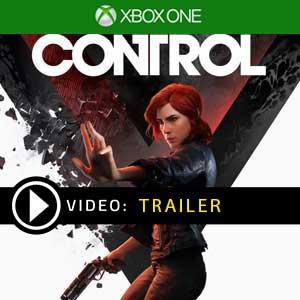 Control Xbox One en boîte ou à télécharger