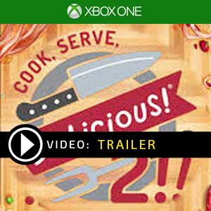 Cook, Serve, Delicious 2 Xbox One Prices Digital or Box Edition