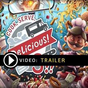 Acheter Cook Serve Delicious 3 Clé CD Comparateur Prix