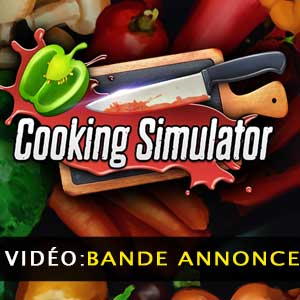 Cooking Simulator Bande-annonce vidéo