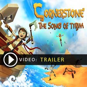 Acheter Cornerstone The Song of Tyrim Clé Cd Comparateur Prix