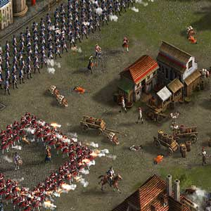 Cossacks 3 Bataille de troupes