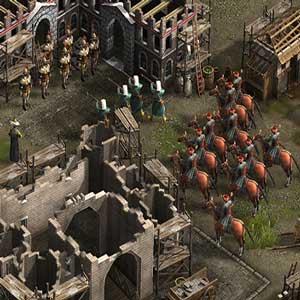 Cossacks 3 Système de construction