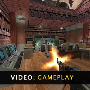 Counter Strike 1.6 Gameplay Video